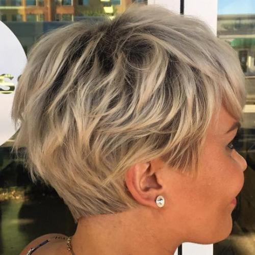 Miraculous 40 Short Shag Hairstyles That You Simply Cant Miss Hairstyles For Men Maxibearus