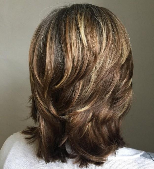 Layered Haircut For Thick Hair