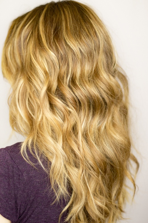 how to make your hair wavy