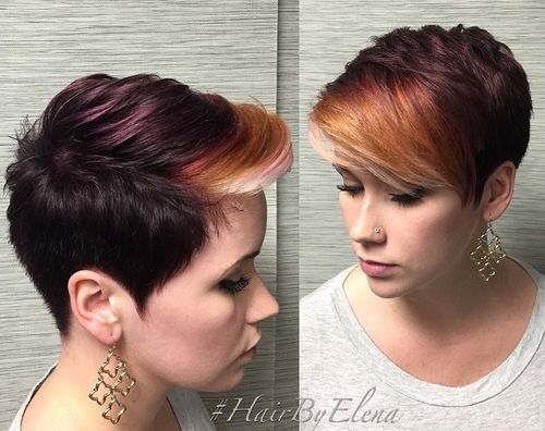 Fabulous 40 Short Haircuts For Girls With Added Oomph Natural Hairstyles Runnerswayorg