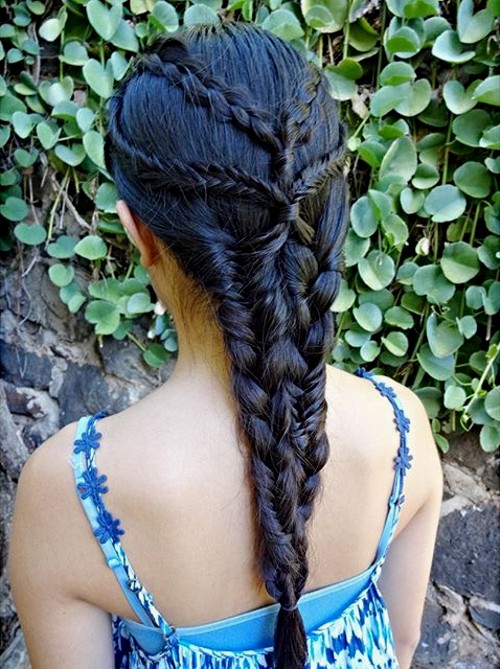 40 Effortless And Cool Hairstyles For Teenage Girls