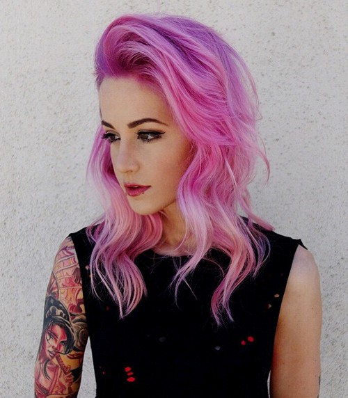 Wondrous 30 Deeply Emotional And Creative Emo Hairstyles For Girls Hairstyles For Women Draintrainus