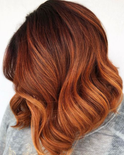 Copper Lob with Shadow Roots