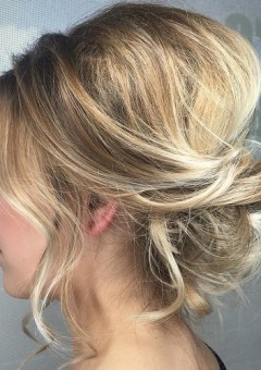 Updo Hairstyles For Long Medium Hair In 2019 Therighthairstyles