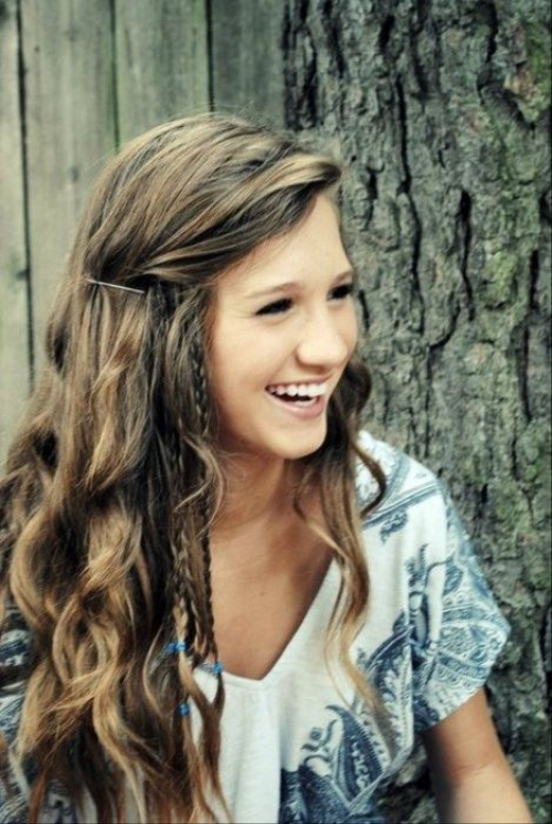 Miraculous 40 Cute And Cool Hairstyles For Teenage Girls Hairstyles For Women Draintrainus