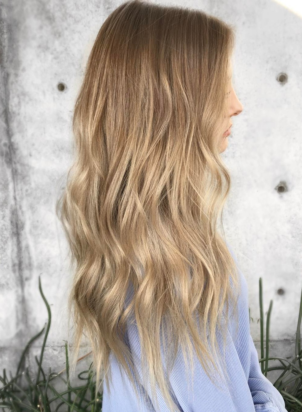 Subtle Blonde Ombre Hair Www Pixshark Com Images