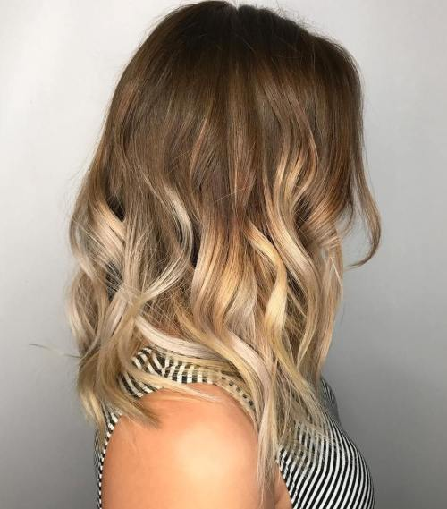 50 variants of blonde hair color best highlights for blonde hair brown to blonde medium ombre hair urmus Choice Image