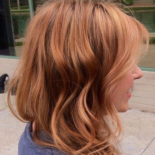 60 Trendiest Strawberry Blonde Hair Ideas For 2019