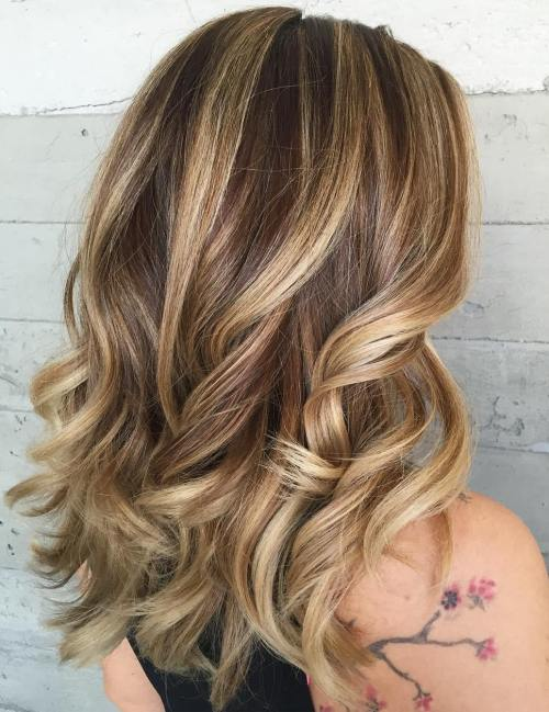 50 variants of blonde hair color best highlights for blonde hair brown hair with blonde highlights pmusecretfo Images