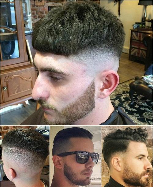undercut haircut for men