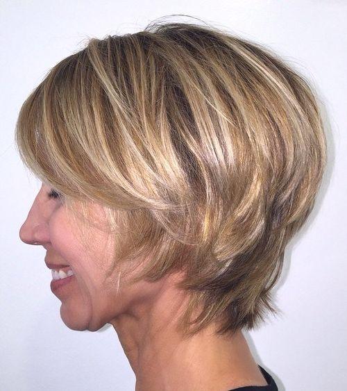 Superb 50 Trendiest Short Blonde Hairstyles And Haircuts Short Hairstyles Gunalazisus
