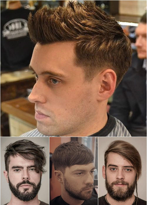 Surprising 100 Cool Short Hairstyles And Haircuts For Boys And Men In 2017 Short Hairstyles Gunalazisus