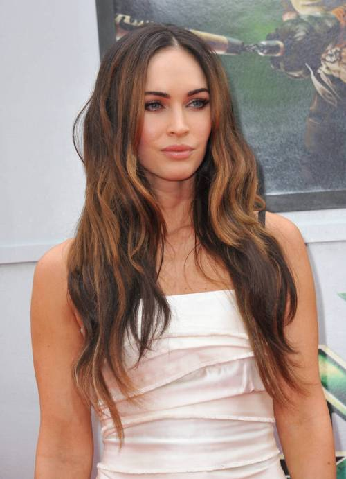bewitching long brown hairstyles
