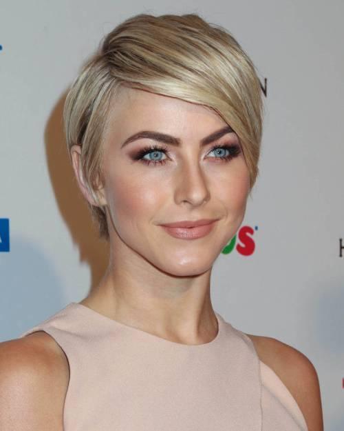 Outstanding 50 Trendiest Short Blonde Hairstyles And Haircuts Short Hairstyles Gunalazisus