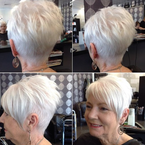 Stupendous 60 Best Hairstyles And Haircuts For Women Over 60 To Suit Any Taste Short Hairstyles Gunalazisus