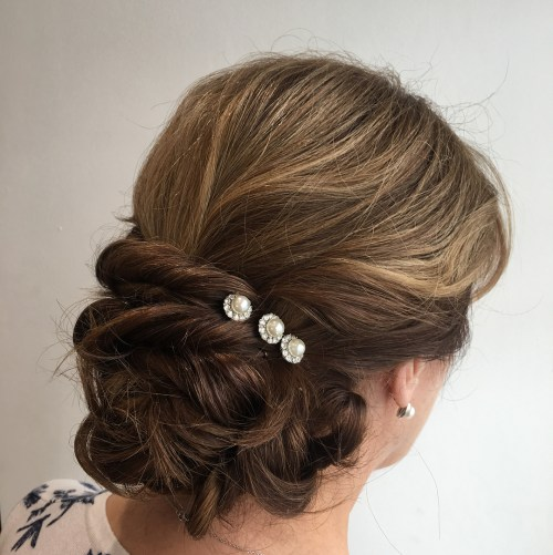 30 Gorgeous Mother Of The Bride Hairstyles Long Wedding Hair