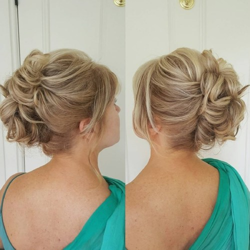 Wedding Hairstyles For Medium Thin Hair: 40 Ravishing Mother Of The Bride Hairstyles