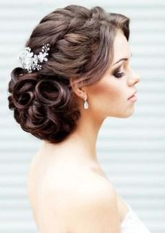 Terrific Wedding Hairstyles For Brides Bridesmaids In 2016 Therighthairstyle Short Hairstyles Gunalazisus