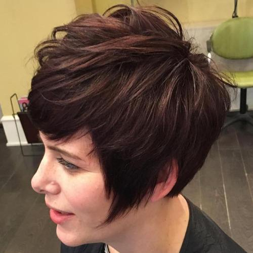 Long Feathered Pixie