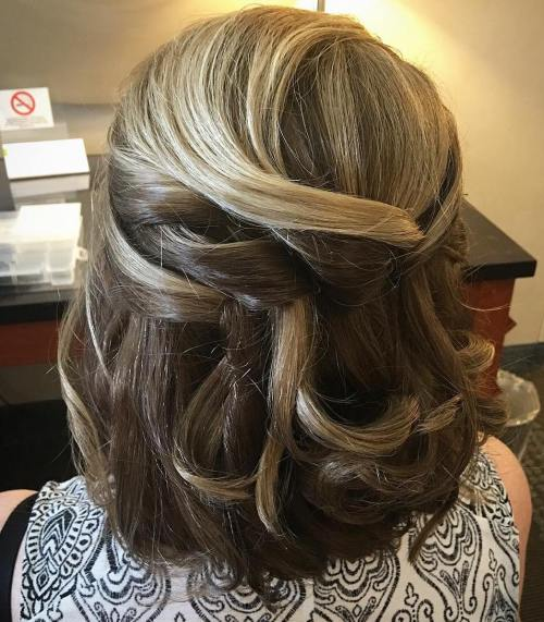 40 Ravishing Mother Of The Bride Hairstyles