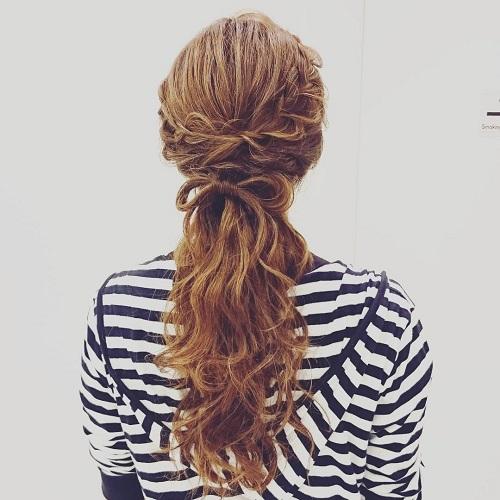 Wondrous Half Up Half Down Wedding Hairstyles 50 Stylish Ideas For Brides Short Hairstyles For Black Women Fulllsitofus