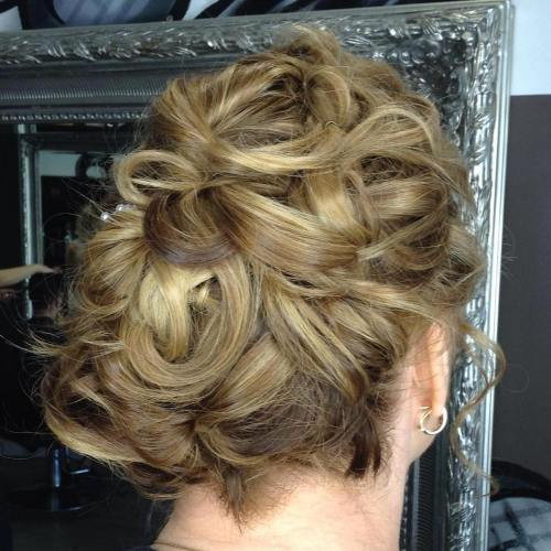Wedding Hairstyles Examples: 50 Ravishing Mother Of The Bride Hairstyles