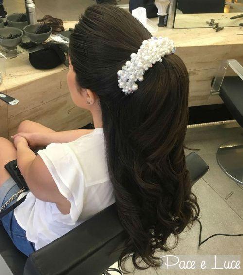 mariees mariage idees elegantes coiffures