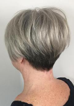 What are the best hairstyles for older women