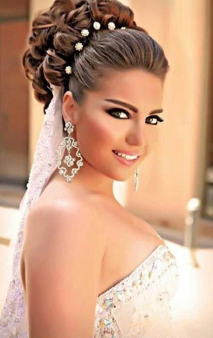 Up Do For Elegant Brides 20