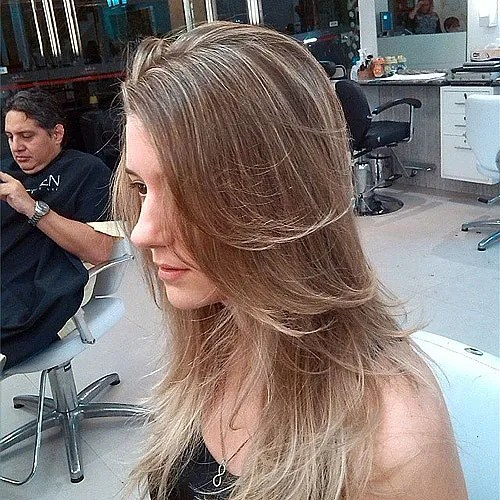 long haircut for fine hair