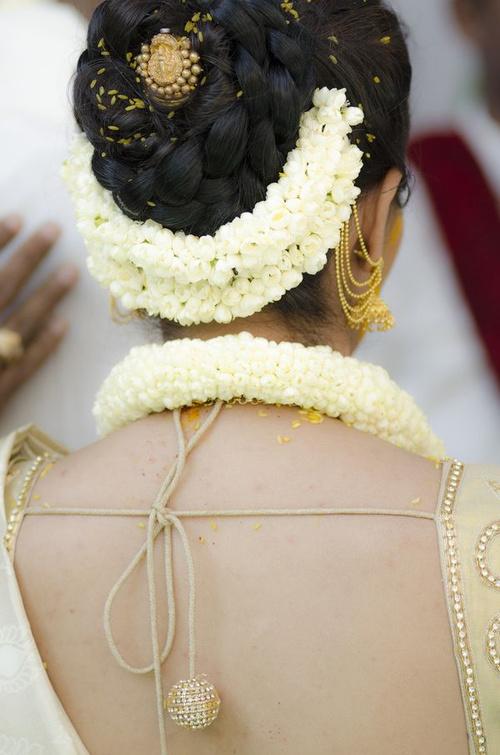 mariee mariage indien coiffures