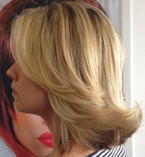 Brilliant 40 Best Medium Straight Hairstyles And Haircuts Stylish Diversity Short Hairstyles Gunalazisus