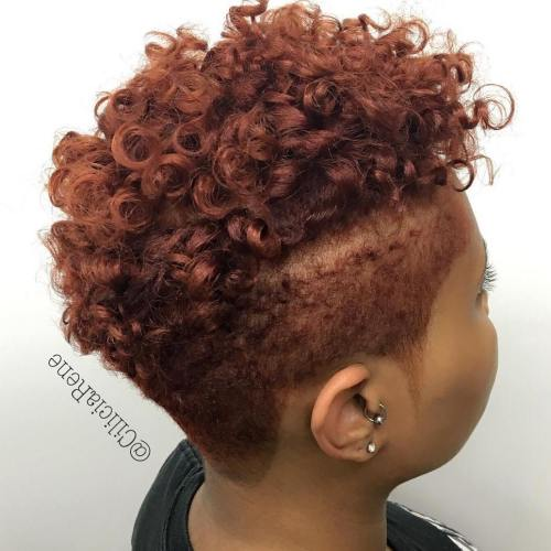 Natural Short Sides Long Top Hairstyle