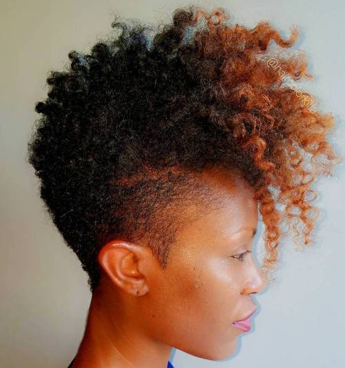 Incredible 40 Cute Tapered Natural Hairstyles For Afro Hair Short Hairstyles For Black Women Fulllsitofus