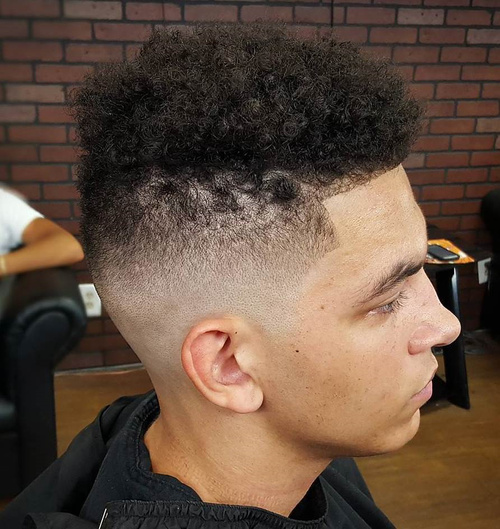 Admirable 40 Ritzy Shaved Sides Hairstyles And Haircuts For Men Short Hairstyles Gunalazisus