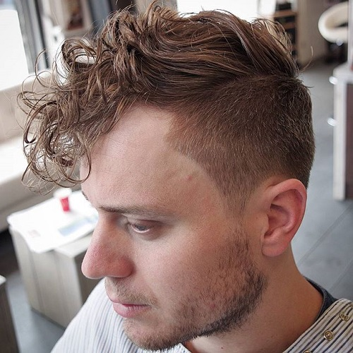 Hairstyle Pic: 35 Funky Men's Undercut Hairstyles And Haircuts
