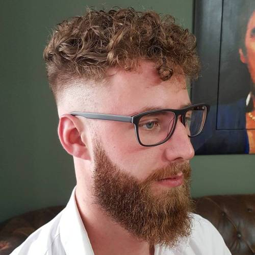 High And Tight For Curly Hair