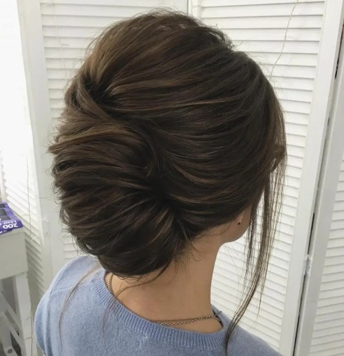 easy and fast hair styles easy updos hair hair 6699