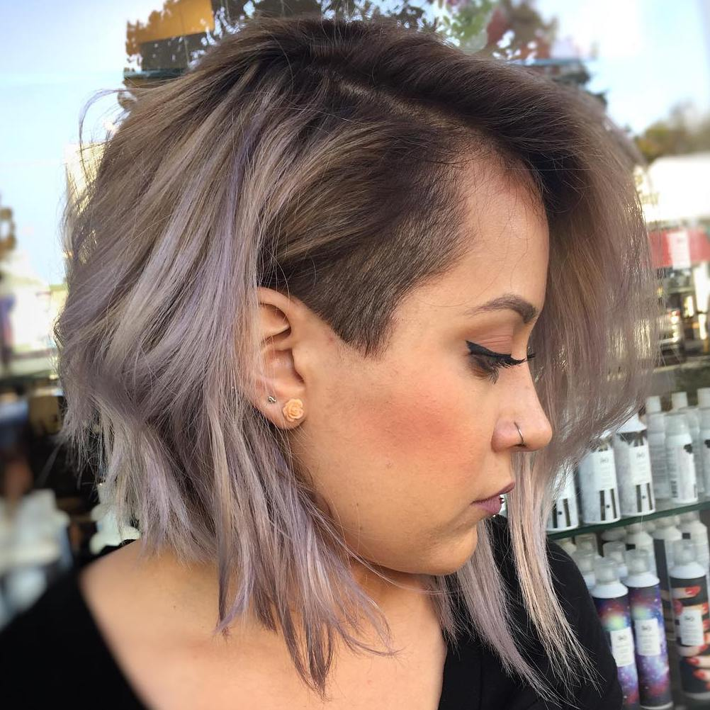 hairdressing styles for hair undercut curly hair 6766