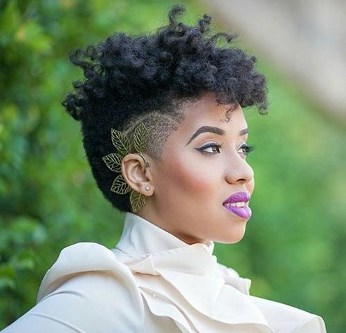 women undercut hairstyles