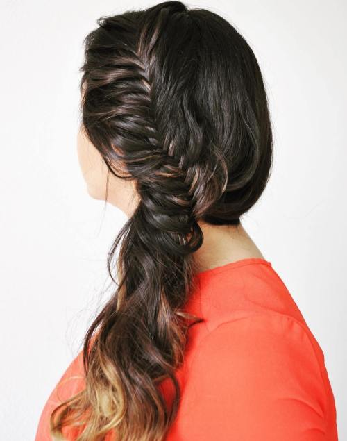 30 Quick And Easy Updos For Long Hair