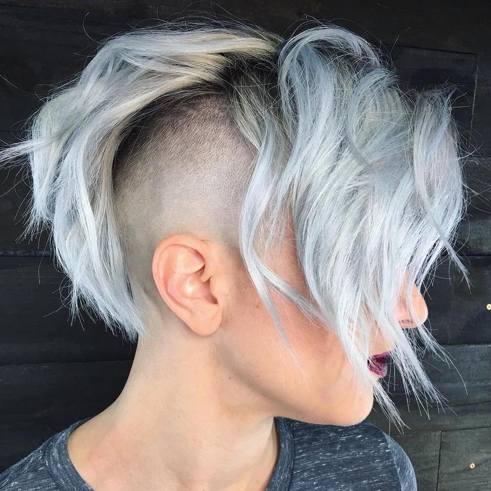 50 Womenas Undercut Hairstyles to Make a Real Statement