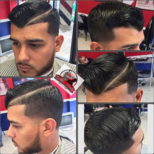 Pleasing 40 Latest Side Parted Mens Hairstyles Hairstyle Inspiration Daily Dogsangcom