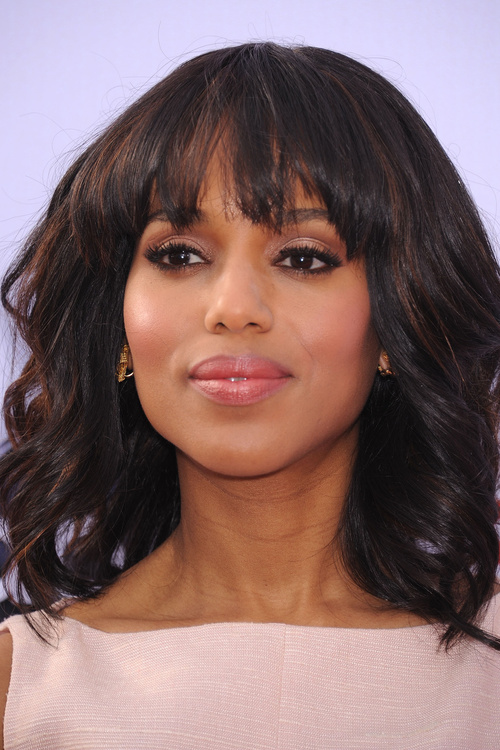 black hair styles with bangs 40 styles featuring curly hair with bangs 7388