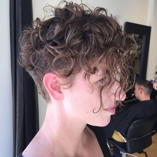 Excellent 40 Women39S Undercut Hairstyles To Make A Real Statement Short Hairstyles For Black Women Fulllsitofus