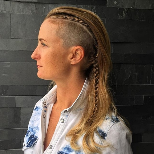 Hairstyle Womens: 40 Women's Undercut Hairstyles To Make A Real Statement