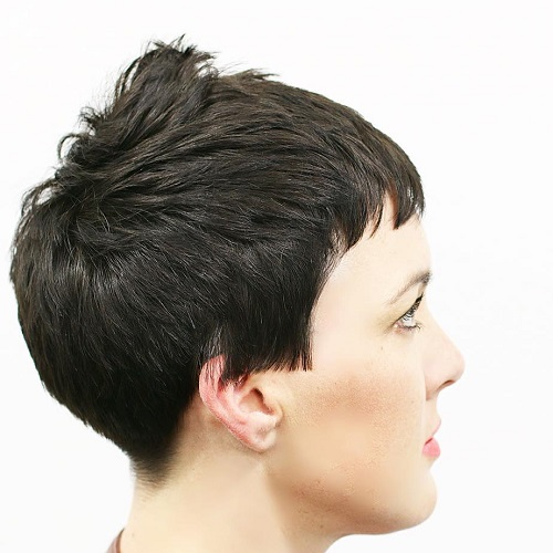 Pleasing 60 Cute Short Pixie Haircuts Femininity And Practicality Short Hairstyles For Black Women Fulllsitofus