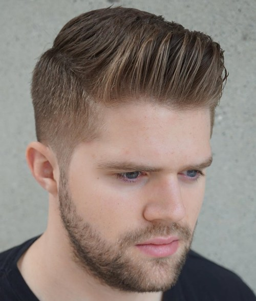 Pompadour Haircut Length : 40 superb comb over hairstyles for men