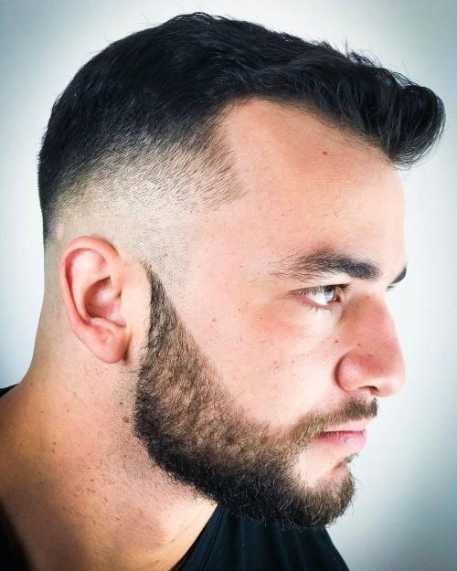 Semi Bald Hairstyle How To Cut A Bald Man S Hair Better Than A