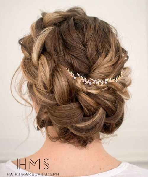 Wedding Hairstyle Crown: 60 Crown Braid Hairstyles For Summer